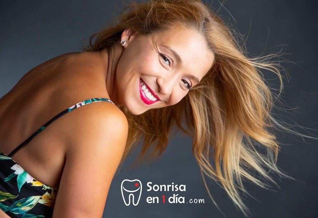 Con Sonrisaen1dia, en Alonso Estética Dental podemos modificar tu sonrisa en una sola sesión